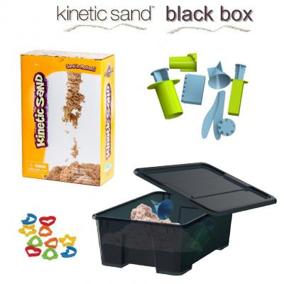 Kinetic Sand ® * Special Edition Black Box