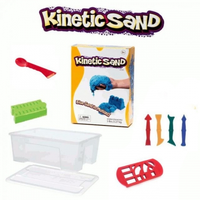 Kinetic Sand Color Set Play