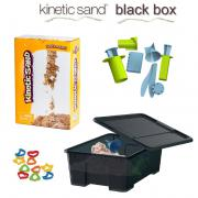 Kinetic Sand Special Edition Black Box