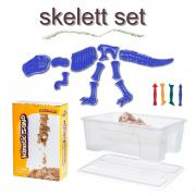Kinetic Sand Skelett Set Dino