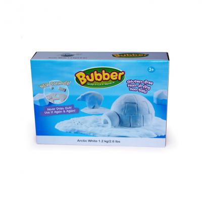 Bubber Weiß Arctic White Big Pack