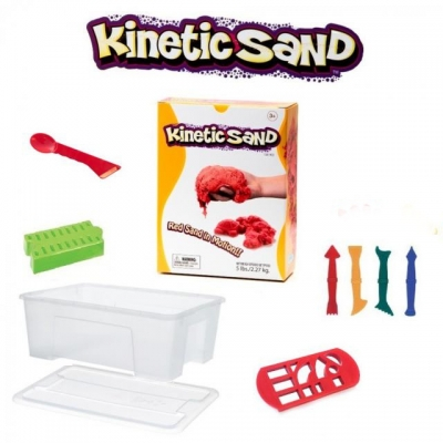Kinetic Sand ® * Color Set Play