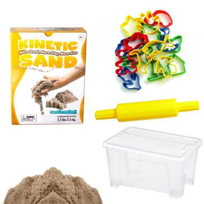 Kinetic Sand ® * Ausstecher Box - 2,5 kg