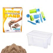 Kinetic Sand Burgen Set - 2,5 kg