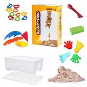 Kinetic Sand Familien Set - 5 kg