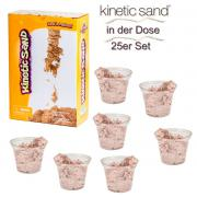 Kinetic Sand ® * in der Dose 25er Set